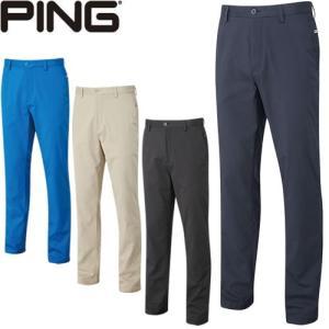 ピン PING ゴルフウェア ベネット BENNETT ストレッチチノロングパンツ(股下R79cm) 2020モデル メンズ 全4色 PO3415|gp-store