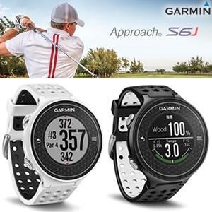 ガーミン GARMIN アプローチS6J スイング測定機能ゴルフナビ 高感度GPS Approach S6J|gp-store