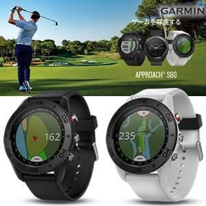 ガーミン GARMIN アプローチ エス60 Approach S60 日本正規品 ゴルフナビ 高感度GPS(ウォッチタイプ) 2017モデル ブラック/ホワイト|gp-store