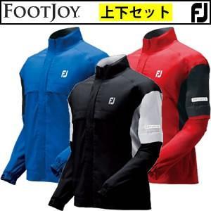 フットジョイ FootJoy ドライジョイズ レインスーツ 上下セット ストレッチ機能 【メンズ】|gp-store