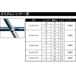 ピン G400 MAX ドライバー PING カスタム シャフト ツアーAD IZ グラファイトデザイン TOUR AD IZ アイズィー  日本仕様 左用あり ※2018年発売モデル|gp-store|04