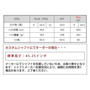 ピン G410 ドライバー  PLUS SFT LST PING スピーダー SLK Speeder SLK フジクラ シャフト 左用選択可 カスタムオーダー|gp-store|07