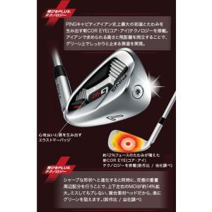 ピン G410 アイアン 単品 PING ゼロス6 ゼロス7 NSPRO ZELOS 6/7 日本シャフト スチールシャフト 左用選択可 カスタムオーダー|gp-store|03