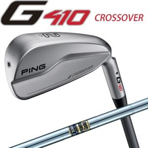 ピン G410 クロスオーバー PING ダイナミックゴールド DG DynamicGold トゥルーテンパー スチールシャフト 左用選択可 カスタムオーダー|gp-store