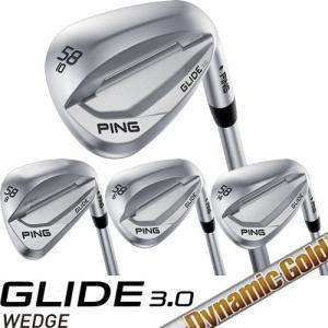 ピン グライド3.0 ウェッジ ダイナミックゴールド 95 105 120 DynamicGold スチールシャフト PING GLIDE3.0 WEDGE ※左用あり※|gp-store