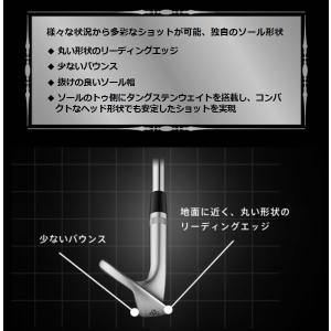 ピン ウェッジ グライド フォージド 数量限定 カーボンシャフト ALTAJCBRED PINGFUBUKI PING GLIDE FORGED WEDGE 日本仕様|gp-store|04