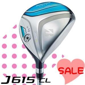 ブリヂストン ゴルフ レディース フェアウェイウッド J615 CL BRIDGESTONE GOLF|gp-store