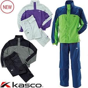 キャスコ Kasco メンズレインウェアー上下セット(収納ポーチ付き) KRW-016|gp-store