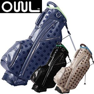 Ouul オウル スターリング スタンドキャディバッグ Sterling 5WAY STAND BAG ST6ST|gp-store