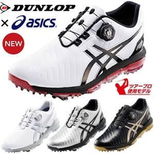 ダンロップ DUNLOP アシックス ASICS ゴルフシューズ ゲルエース プロ3ボア  GEL-ACE PRO3 Boa (TGN919)|gp-store