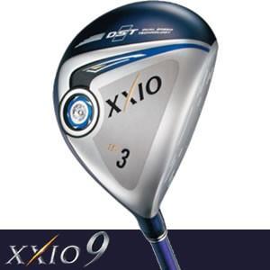 XXIO9 ゼクシオ9 (ナイン) フェアウェイウッド 標準シャフト MP900 【ダンロップ】|gp-store