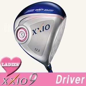 ゼクシオナイン XXIO9 レディース  ドライバー MP900L カーボンシャフト|gp-store