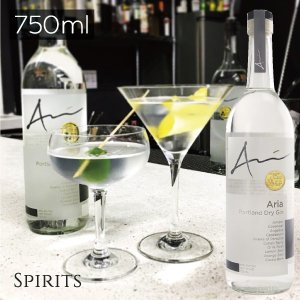 Aria Portland Dry Gin(アリアポートランドドライジン)|gpecoe