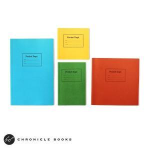 クロニクルブックス  ポケットパック【ノートブック 洋書 ノート 4冊セット おしゃれ ギフト アイデアブック】|gpecoe