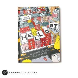 Chronicle Books クロニクルブックス  ハローニューヨーク【本 イラスト ブック 洋書 サンフランシスコ おしゃれ ギフト】|gpecoe