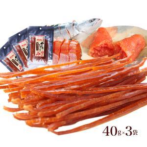 ■商品名 やん衆どすこほい  鮭とば(カット)明太(めんたい)スティック ■内容量 120g(40g...