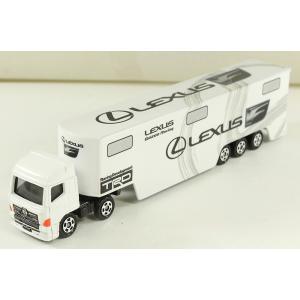 トイザらス限定 ロングトミカ LEXUS GAZOO Racing トランスポーター|gpnet