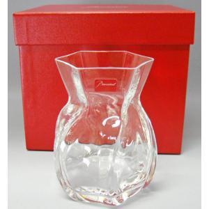 バカラ BACCARAT 花瓶 ベース コローユ COROLLE #2101433 送料無料|gport