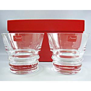 バカラ BACCARAT グラス タンブラー ペア ベガ VEGA #2104382 【送料無料】【在庫限り】 gport
