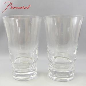 バカラ BACCARAT グラス ペア タンブラー ベガ VEGA 2104383 送料無料