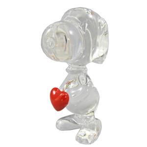 フランスを代表する最高級クリスタル「バカラ」と 世界で一番有名なビーグル犬「SNOOPY」がコラボレ...