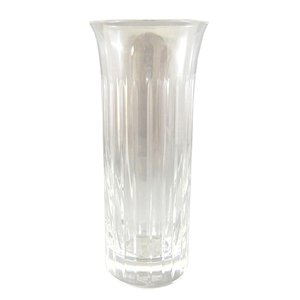 バカラ BACCARAT 一輪挿し 花瓶 ベース フローラ ビゾー FLORA #2613138 送料無料|gport