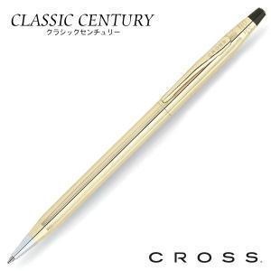 クロス CROSS クラシックセンチュリー CLASSIC CENTURY 10金張 ボールペン 4502|gport