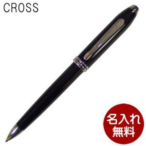 クロス CROSS タウンゼント アップデート TOWNSEND UPDATE ブラックラッカー ロジウムプレートボールペン AT0042TW-4|gport