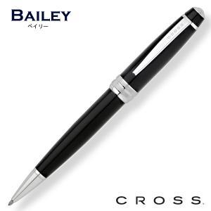 クロス CROSS ボールペン A.T.クロス ベイリーペン BAILEY PEN AT0452 3色展開:ブラック/レッド/ブルー 日本正規品|gport