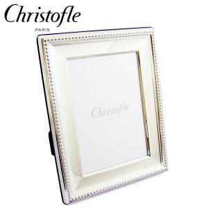 クリストフル Christofle パール フォトフレーム (9×13cm・L版サイズ) 4256008 【送料無料】|gport