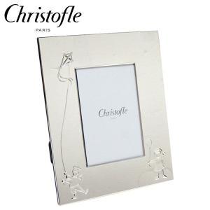 クリストフル Christofle レオ・レア フォトフレーム (10×15cm・ポストカードサイズ) 4256371 【送料無料】|gport