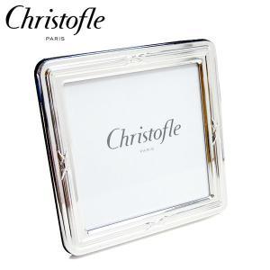 クリストフル Christofle リュバン フォトフレーム (9×9cm) 4256760 【送料無料】|gport
