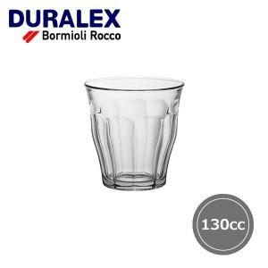 デュラレックス DURALEX タンブラー ピカルディ 130cc 6個セット #1024AB06|gport