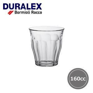 デュラレックス DURALEX タンブラー ピカルディ 160cc 6個セット #1025AB06|gport