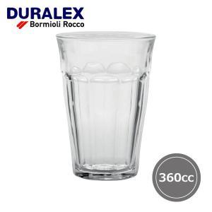 デュラレックス DURALEX タンブラー ピカルディ 360cc 6個セット #1029AB06|gport