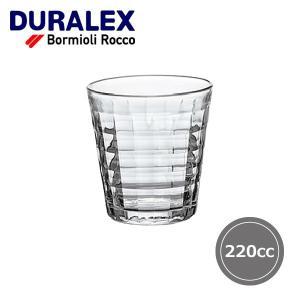 デュラレックス DURALEX タンブラー PRISME プリズム 220cc 6個セット #1032AB06|gport