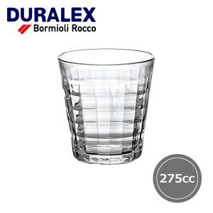 デュラレックス DURALEX タンブラー PRISME プリズム 275cc 6個セット #1033AB06|gport