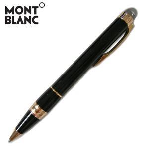 【売り尽くし】 モンブラン MONTBLANC STARWALKER スターウォーカー レッドゴールド・レジン ボールペン 105653 【送料無料】|gport