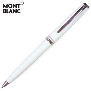 モンブラン MONTBLANC Cruise Collection クルーズコレクション アトランティックボールペン ルミナスホワイト 111824 送料無料|gport