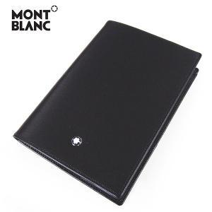 モンブラン MONTBLANC マイスターシュテュック MEISTERSTUCK パスポートホルダー ブラック 35285 【送料無料】 gport