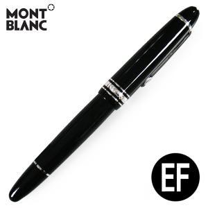 【売り尽くし】 モンブラン MONTBLANC マイスターシュテュック MEISTERSTUCK ル・グラン プラチナライン 万年筆 ペン先サイズ:EF/極細字 P146-2849 送料無料|gport