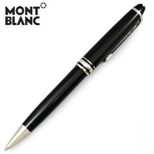 【売り尽くし】 モンブラン MONTBLANC マイスターシュテュック MEISTERSTUCK クラシック ブラックレジン・プラチナ ボールペン P164-2866 【送料無料】|gport