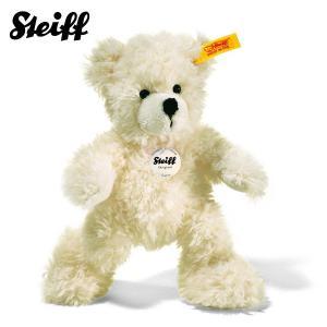シュタイフ Steiff テディベア ロッテ ホワイト 28cm LOTTE Teddy bear 111310 くま ぬいぐるみ 熨斗不可|gport