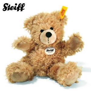 シュタイフ Steiff テディベア フィン ベージュ 28cm FYNN Teddy bear 111327 くま ぬいぐるみ 熨斗不可|gport