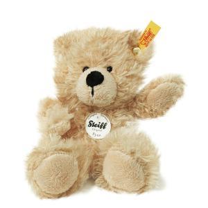 シュタイフ Steiff テディベア フィン ベージュ 18cm FYNN Teddy bear 111372 くま ぬいぐるみ 熨斗不可|gport