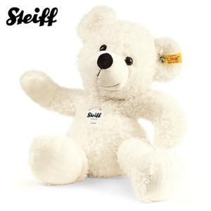シュタイフ Steiff ロッテ テディベア 40cm ホワイト Lotte Teddy bear 111778 【熨斗不可】 gport