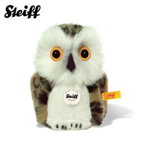 シュタイフ Steiff ふくろうのウィッティ Wittie owl 45608 【熨斗不可】|gport