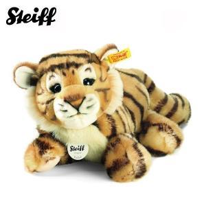 シュタイフ Steiff ラジャー ベビー タイガー Radjah Baby Dangling Tiger 66269 【熨斗不可】【送料無料】|gport