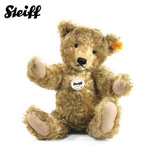 シュタイフ Steiff テディベア 1920 ライトブラウン 25cm Classic 1920 Teddy bear 713 【送料無料】【熨斗不可】 【在庫限り】|gport
