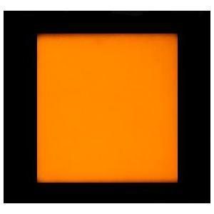 安全対策・景観材に光るタイル/高輝度・長残光 蓄光タイル 壁用45mm角 オレンジ|gppro